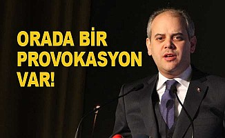 Bakan Kılıç'tan flaş Galatasaray açıklaması