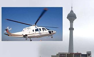 Bakanlıktan helikopter kazası açıklaması