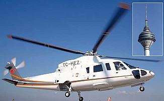 Düşen helikopterle son konuşma