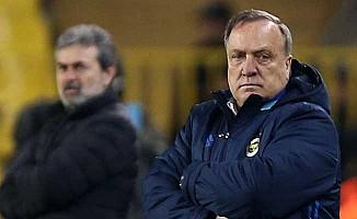 Fenerbahçe'nin hocası Advocaat gidiş tarihini açıkladı