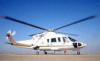 Helikopter kazasıyla ilgili ilk açıklama!