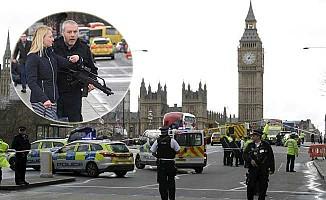 İngiliz Parlamentosu boşaltıldı