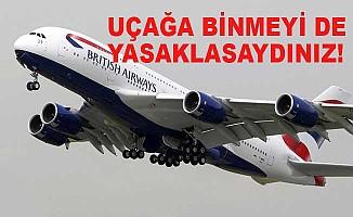 İngiltere, Türkiye uçuşlarında yasak getirdi!