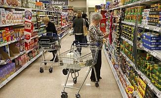 Gıda fiyatları son 3,5 yılın zirvesinde