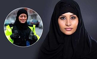 İskoçya'da kadın polislere başörtüsü serbest
