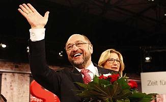 Martin Schulz SPD Genel Başkanı seçildi