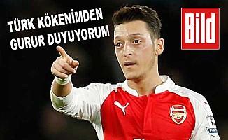 Mesut Özil bu konuda ilk kez konuştu