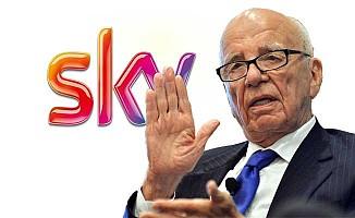 Murdoch'ın Sky'ı satın alma girişimine denetim!