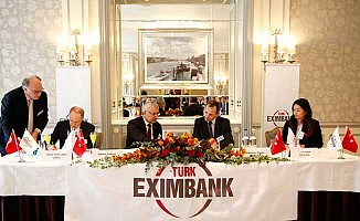 Türk Eximbank'a, 400 milyon € sendikasyon kredisi