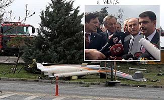 Vali Şahin ve Eczacıbaşı'ndan kaza açıklaması