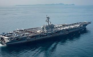ABD'nin nükleer denizaltısı Kore kıyısında