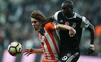 Adanaspor, Beşiktaş'ın ensesinde boza pişirdi