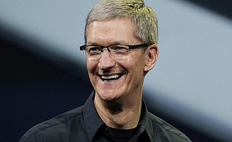 Apple CEO'su Cook'tan Türkçe tweet