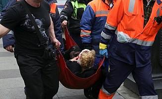 St. Petersburg'da terör saldırısı