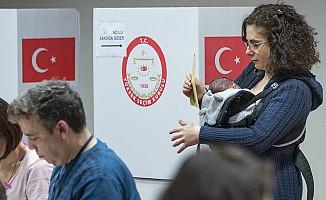 Birleşik Krallık'daki Türkler Anayasa için sandık başında