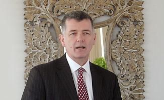 Büyükelçi Moore'dan Türkiye'de destek mesajı