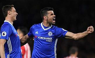 Chelsea, Southampton'u farklı yendi