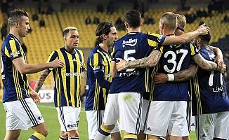 Fenerbahçe 3 puanı 3 golle aldı
