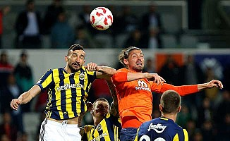 Fenerbahçe, Başakşehir karşısında avantajlı