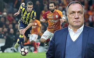 Fenerbahçe Teknik Direktörü Advocaat, derbi için konuştu