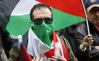 Filistinli tutuklulara Londra'dan destek
