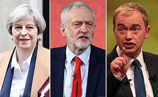 İngiliz liderlerden erken seçim vaadleri