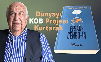 Lütfü Akdoğan'dan ses getirecek kitap!