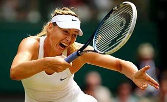 Maria Sharapova kortlara geri dönüyor