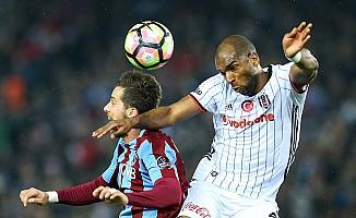 Trabzonspor ve Beşiktaş'tan gol ziyafeti