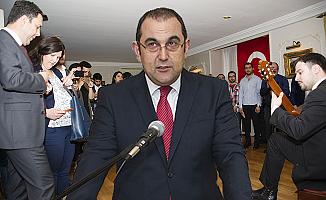 Başkonsolos Çınar Ergin'den 19 Mayıs Resepsiyonu