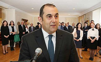 Başkonsolos Ergin'den 'Sivil Toplum'a  'Birlik' Mesajı