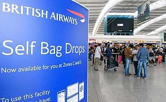 British Airways seferlerinden son gelişme