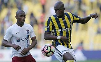 Fenerbahçe, Trabzon karşısında galibiyeti koruyamadı