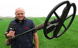Hazine avcısı 2 milyon sterlinlik eser buldu
