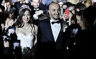 Kürşat ve İrem'e Muhteşem Düğün