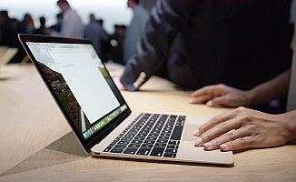 MacBook'lar yenileniyor