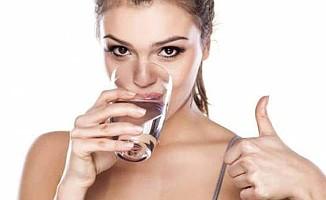 Ramazan için şimdiden su içmeye başlayın!