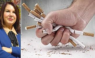 Sigarayı bırak ömrün uzasın!