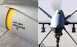 """İngiltere'den, Suriye'ye """"Manchester'den Sevgilerle"""" bombası!"""