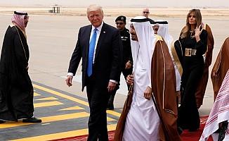 Trump'un, Suudi Arabistan gezisindeki nihai amaç!