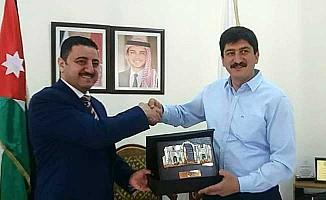 Ürdün - Türkiye Dostluğuna Gaziantep katkısı