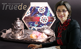 Zeynep Turudi, Türk lokumunu Türk kültürüyle tattırıyor