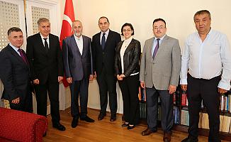 Başkonsolos Ergin: Türk girişimciler önemli mesafe katetti