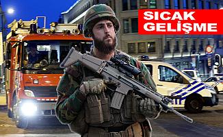 Brüksel'de terör alarmı en üst düzeyde