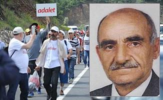 CHP'nin yürüyüşünde kalp krizi geçiren partili hayatını kaybetti
