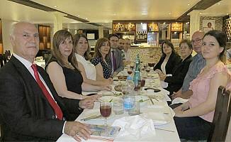 Eğitim camiası Türk Öğretmenler Derneği'nin iftarında buluştu