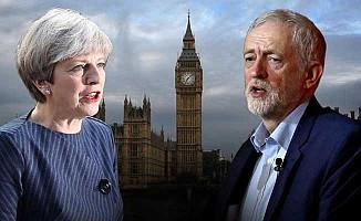 İngiltere seçimlerinde işte ilk sonuçlar