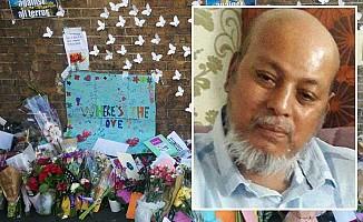 Londra'da İslamofobik terör kurbanları anıldı