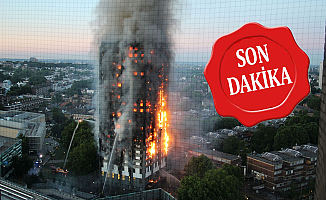 Londra'daki korkunç yangının nedeni açıklandı