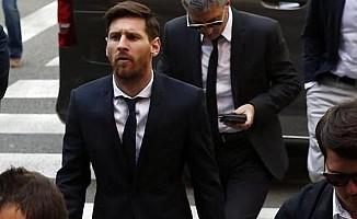 Messi'nin hapis cezası...!